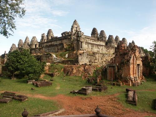 ปราสาทพนมบาเค็ง
